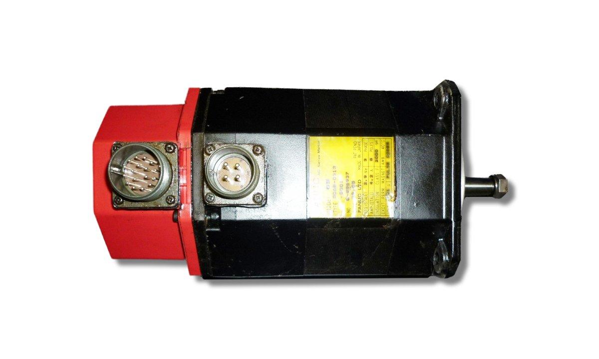 Fanuc Servo Motor Imts Grinding Technology Ltd